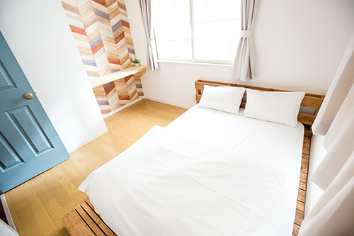 IZA Enoshima Guesthouse-Double Room