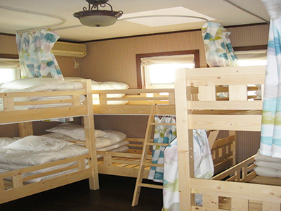 IZA Kamakura Guesthouse-Dormitory Room for Women